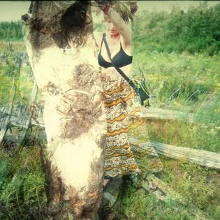 Earth Cloth retrieval Chesuncook Lake Maine US