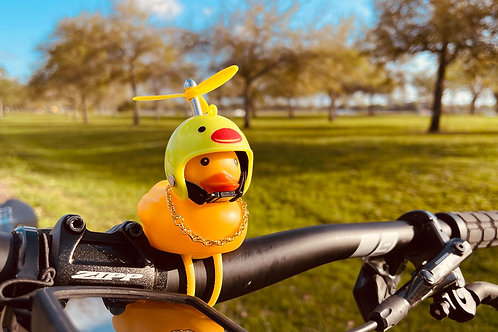 Official Amelia Rubber Duck Bell