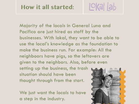 Meet our Entrepreneurs : Mark from Lokal Lab