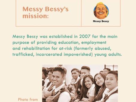 Meet our Entrepreneurs : Messy Bessy