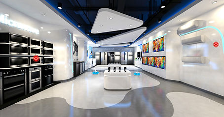 XR showroom