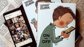 """""""On-Off""""- kolejna książeczka z serii """"Czytamy Sylabami"""""""