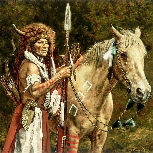 THE WAR HORSE