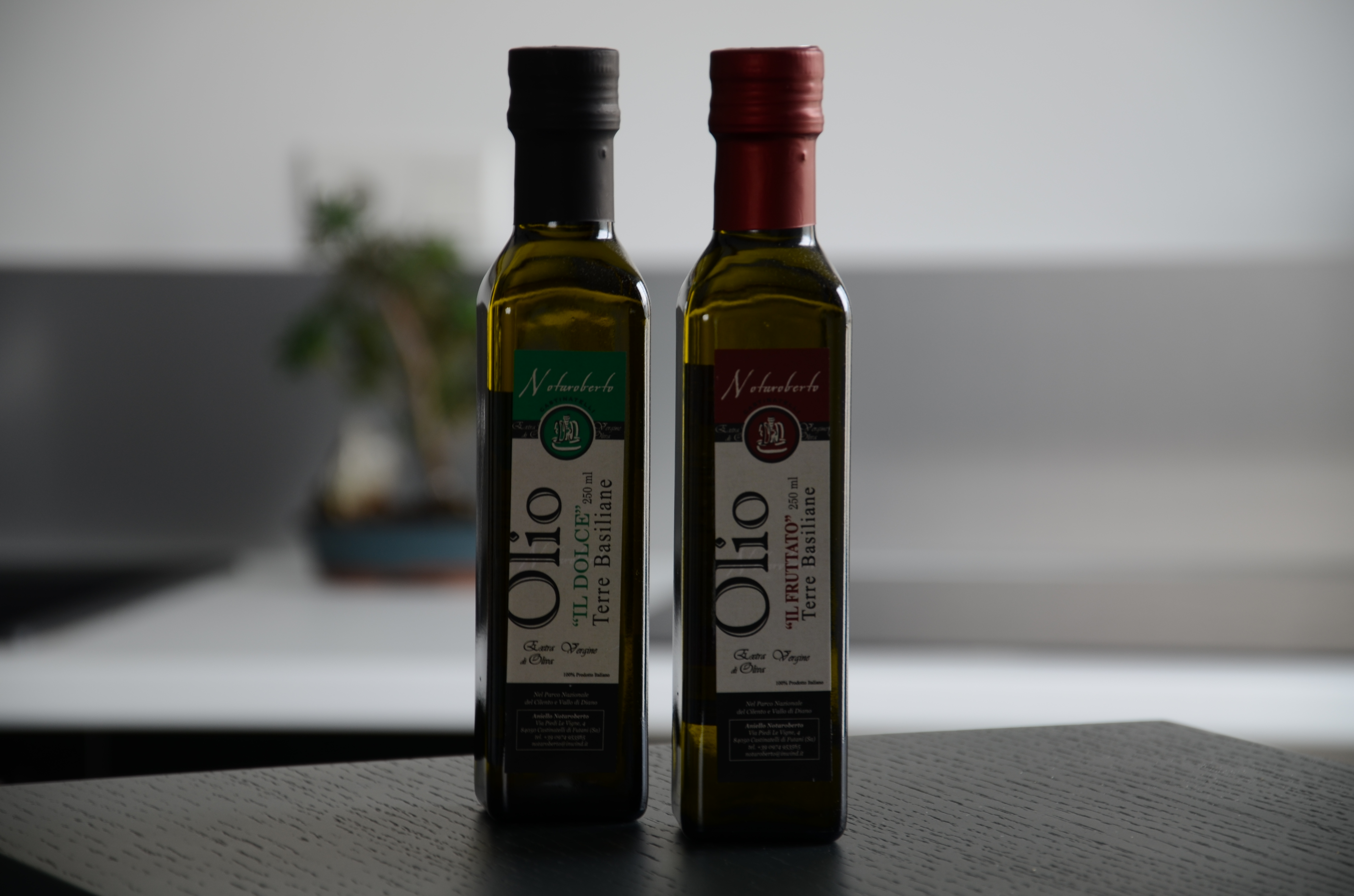 Dolce / Fruttata 0.25L