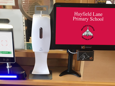 Another great install at one of our educational establishment customers