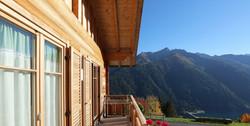 Ausblick Peilstein Balkon
