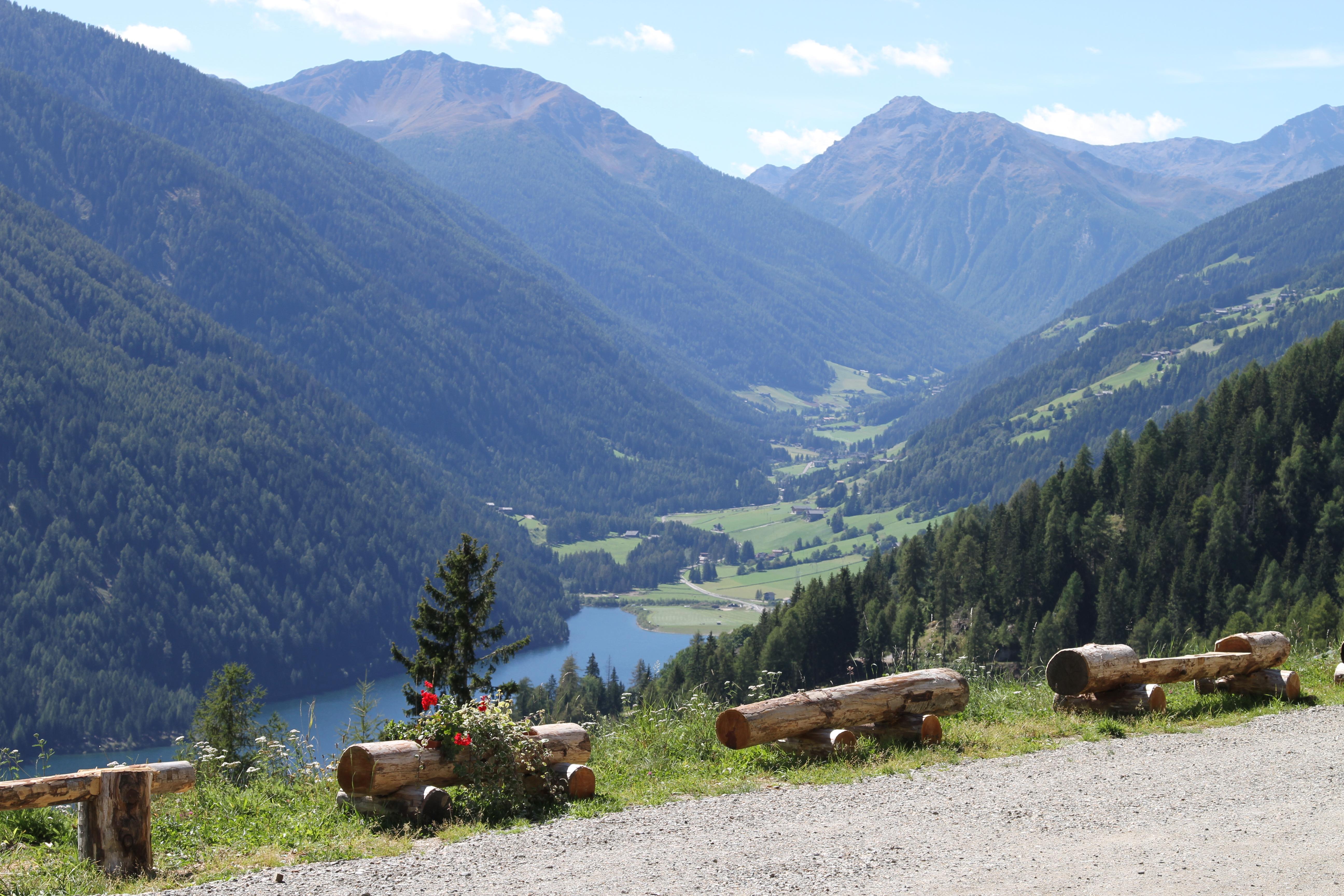 Ausblick Ultental