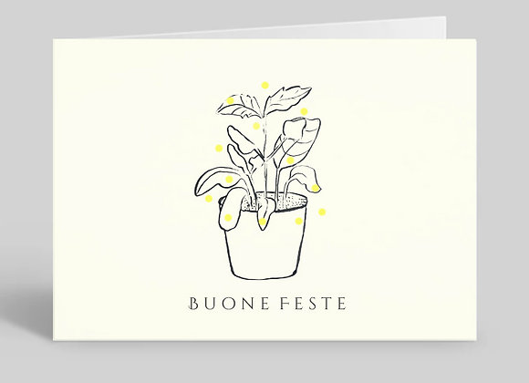 Buone Feste Card