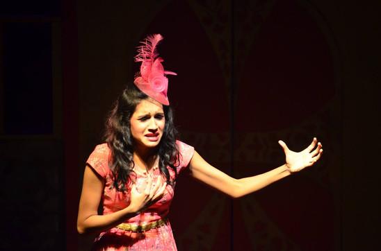 Princess Mystique - Prince of Persia: Pantomania! (Pantomime)