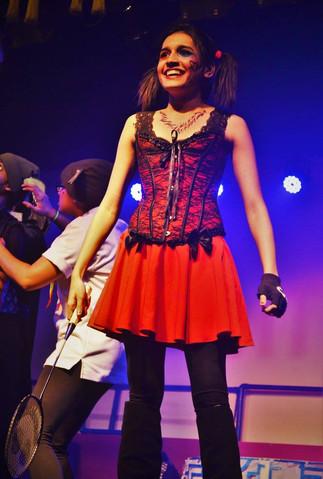 Harley Quinn - Star Warz: Panto Menace (Pantomime)