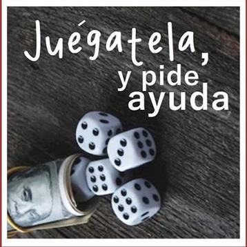 JUÉGATELA Y PIDE AYUDA