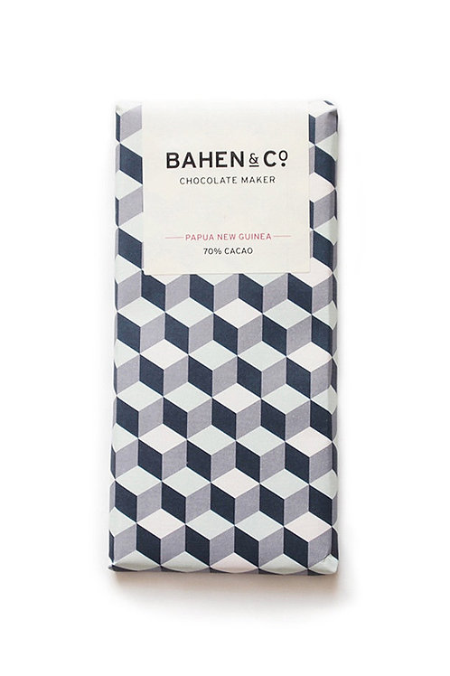 BAHEN & Co - Papua New Guinea 70% Cacao