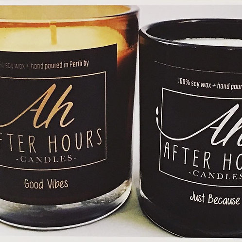 After Hours Candles