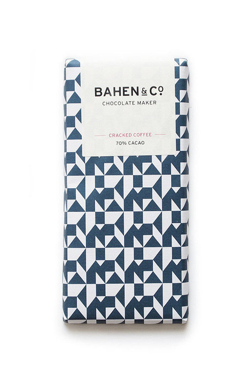 BAHEN & Co - Cracked Coffee 70% Cacao