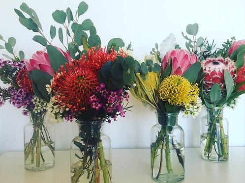 Ultimate gift - a petite bloom a week for 4 weeks