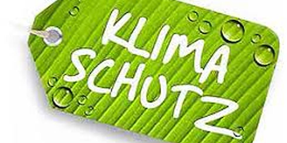 Bürgernachmittag mit Klimaschutzvortrag