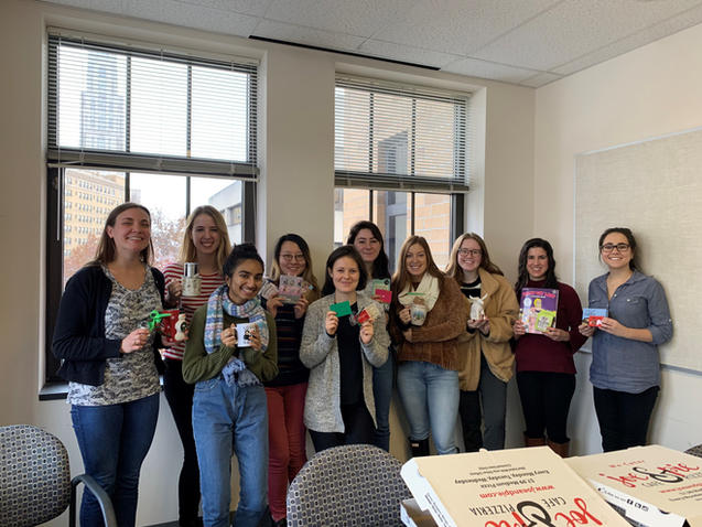 December 2018 - Holiday Lab Party
