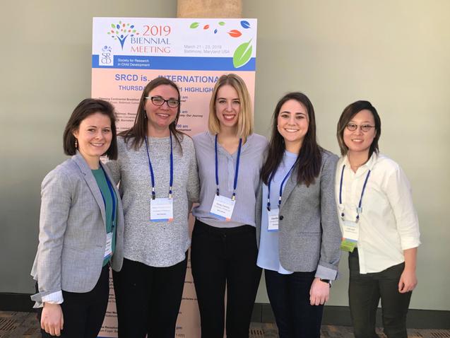 March 2019 - SRCD Biennial Meeting