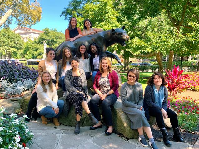 Fall 2019  - Lab Members