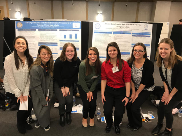 April 2018 - Undergraduate Student Research Poster Session