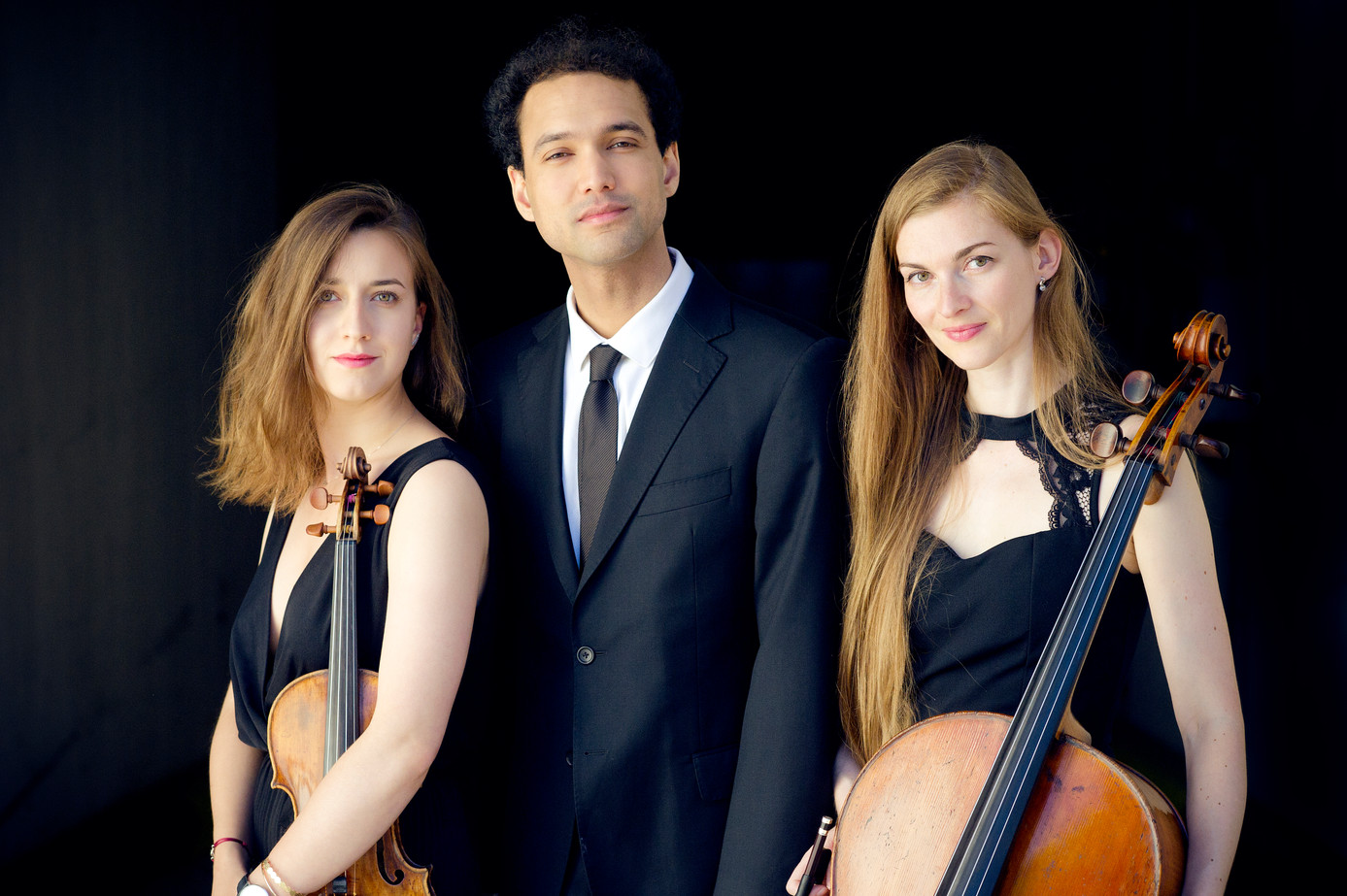 Trio Aralia ©Jean-Baptiste Millot