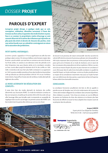 Parole d'expert 2018 - Kompass Ingenierie - Jacques Garcin