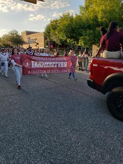 2019 Homecoming Parade