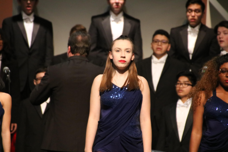 12/17 LHS Choir Holiday Concert
