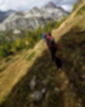 Le montagne del Devero sono un ottimo te