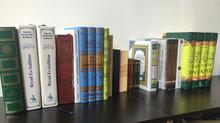 Arrivée de nouveaux livres en français pour la mosquée