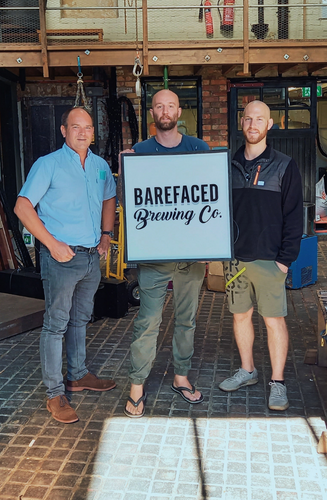 Barefaced Brewing