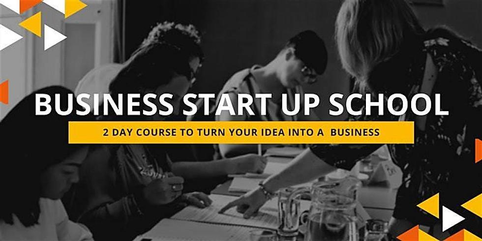 Business Start-up School- Webinar