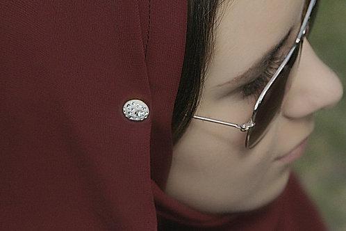 Diamond Flake Magnetic Fabpin®