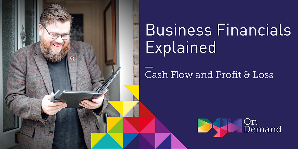 Cash Flow And Profit And Loss