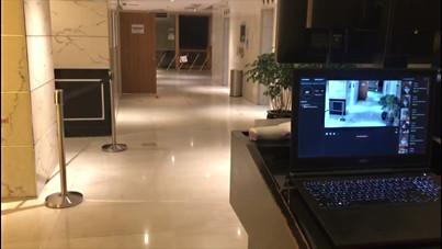 Thermal screening concorde hotel.mov