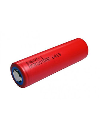 Sanyo NCR 20700B Rechargeable Battery