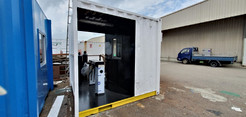SECURITY CONTAINER 10 FT