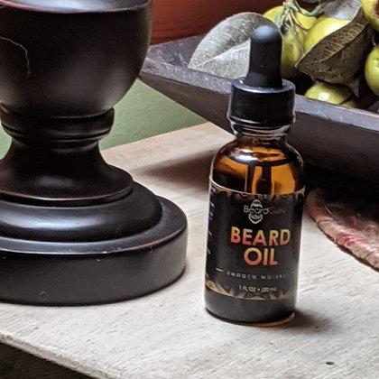 Premium Beard Oil - Smooth Whiskey - BeardGuru