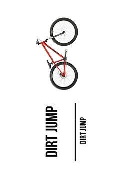 bicicletas dirt jump
