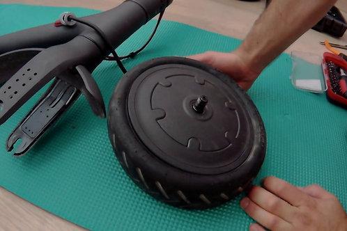 Cambio de camara rueda xaomi