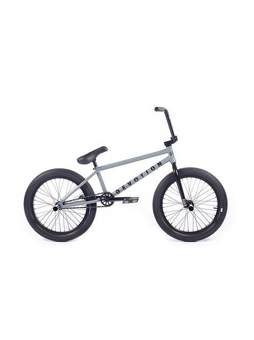 CULT BMX DEVOTION GRIS 2021