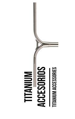 titanium accesorios scooter