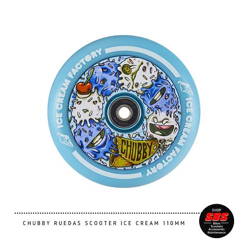 CHUBBY RUEDAS SCOOTER ICE CREAM