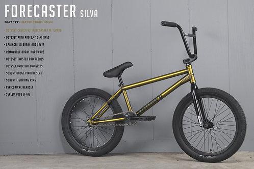 SUNDAY BMX FORECASTER BRETT SILVA SIG