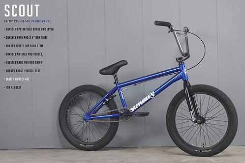 SUNDAY BMX SCOUT 2021