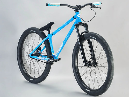 Dirt jump Mafibikes Black Jack D BLUE CRACKLE
