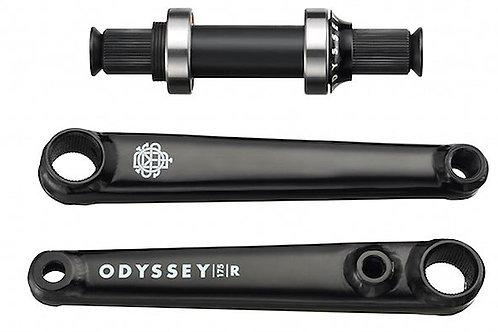 Bielas Odyssey Calibur 22mm Negra