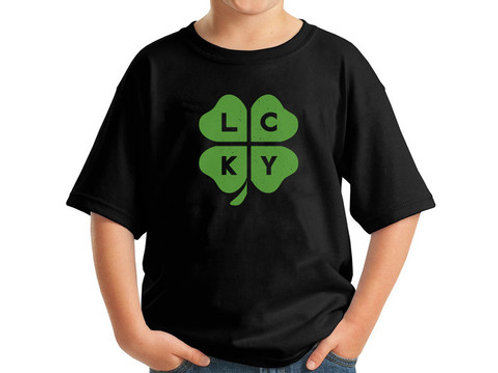Camiseta LUCKY  logo trebol