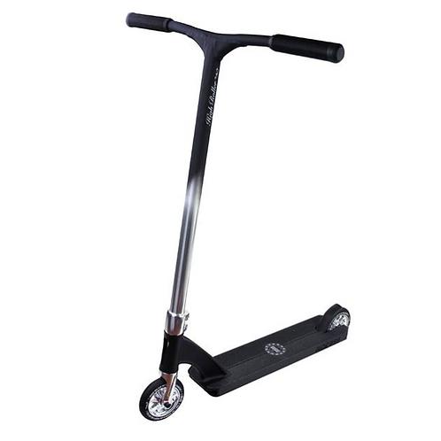 858 High Roller Negro-plata