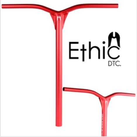 Manillar/bar ETHIC Dryade Rojo